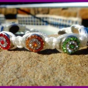 Jewelry - Beautiful bracelet multicolor bold statement